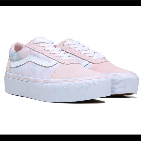 VANS Ward Platform Women s Sneakers 🌸 e73c9240f